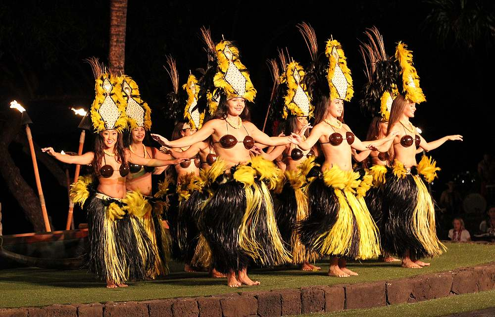 Old Lahaina Luau - Kahana Villa Resort