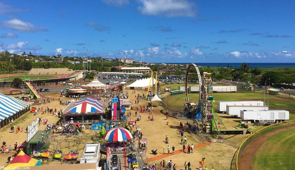 The Maui Fair returns for a 97th year of fun and festivities near Kahana Villa Resort